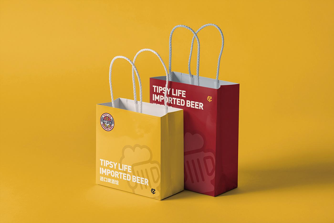 Image may contain: box, handbag and shopping bag