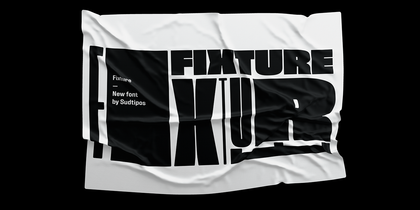 Fixture  — New Sudtipos font  on Behance