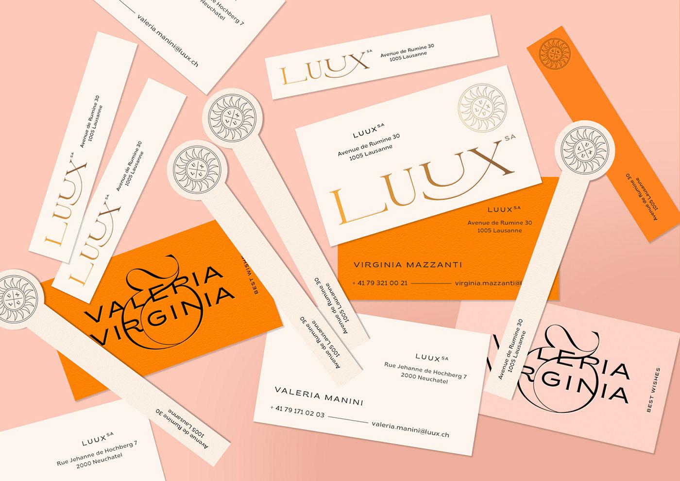 brand branding  elegant Fragrance identity logo Logotype luxury perfume typography