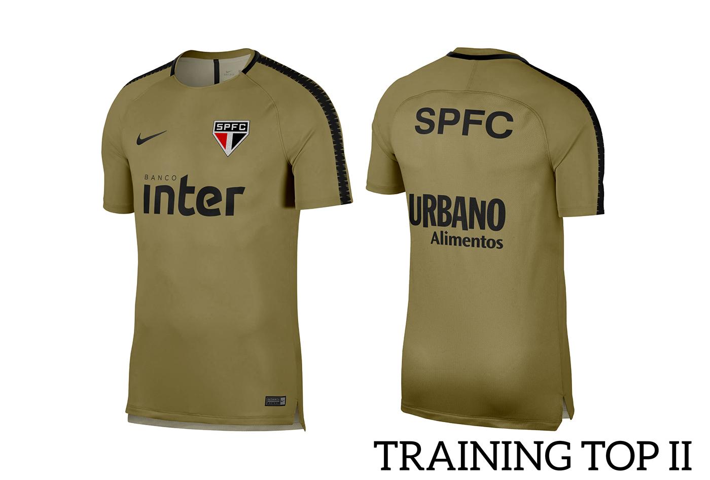 Nike São Paulo FC 2018-19 Vapor Collection Concepts on Behance d654a543f