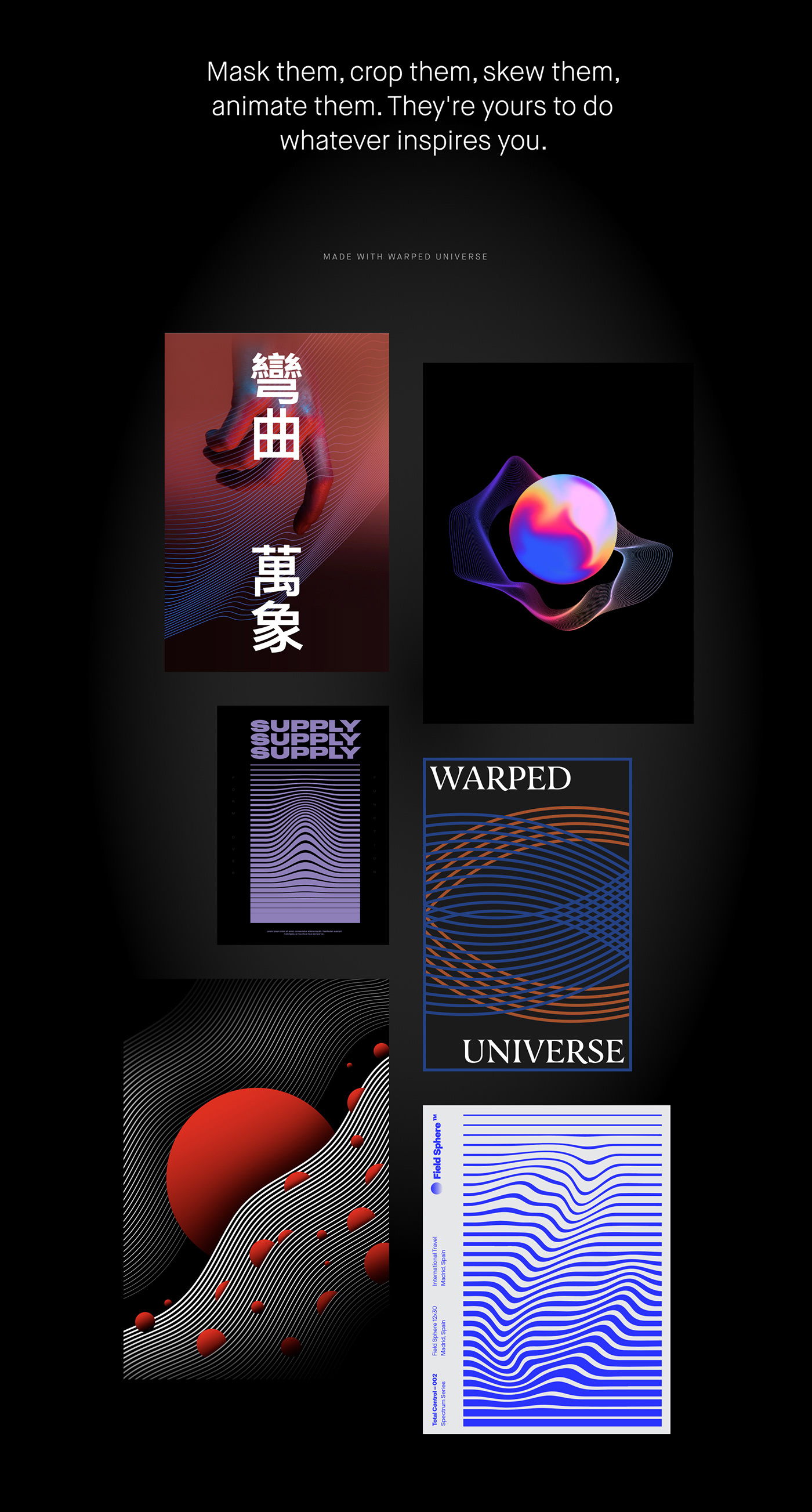 ILLUSTRATION  Illustrator abstract lines line art art artworks graphics asset