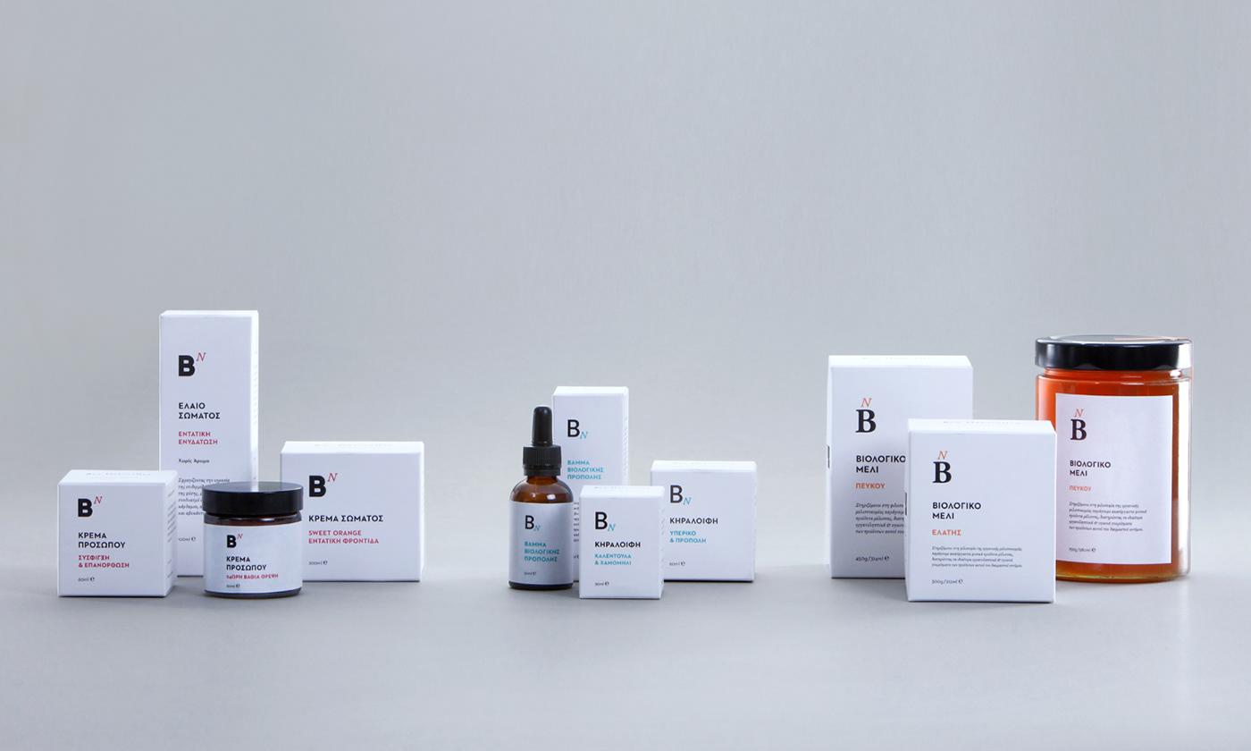 高品質的34個護膚品包裝設計欣賞