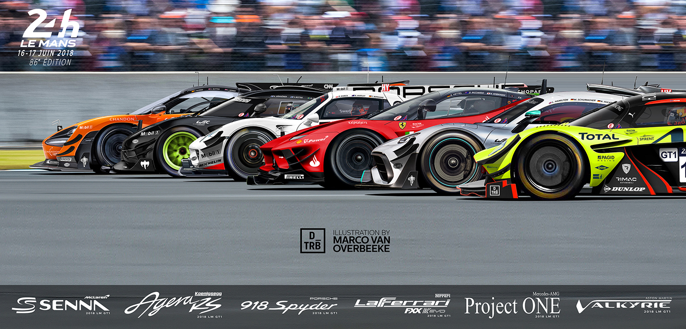 today 39 s hypercars in le mans gt1 spec racing liveries on behance. Black Bedroom Furniture Sets. Home Design Ideas