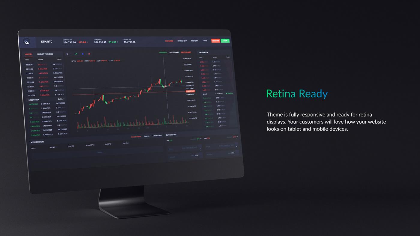 Desktop Website Presentation - 8