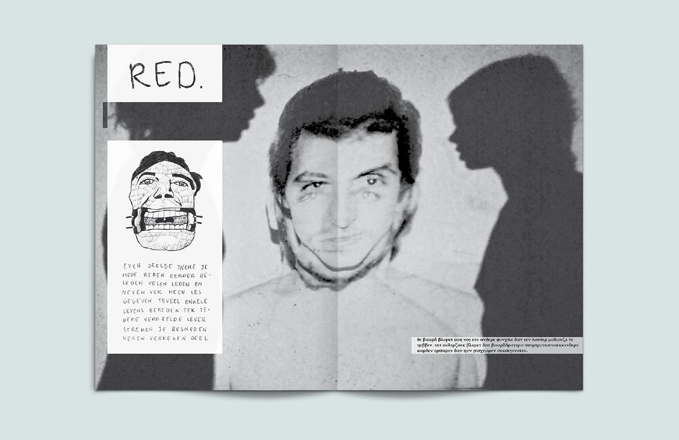 Indiemag Independent magazine issue Zine  stack voortuin award