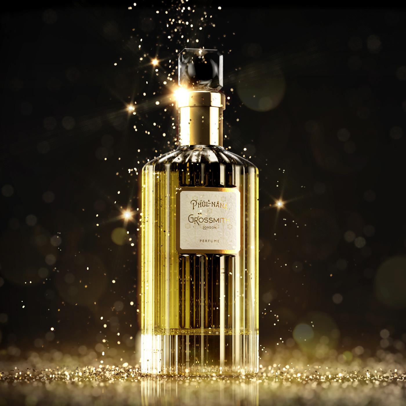 精美的38張香水包裝設計欣賞