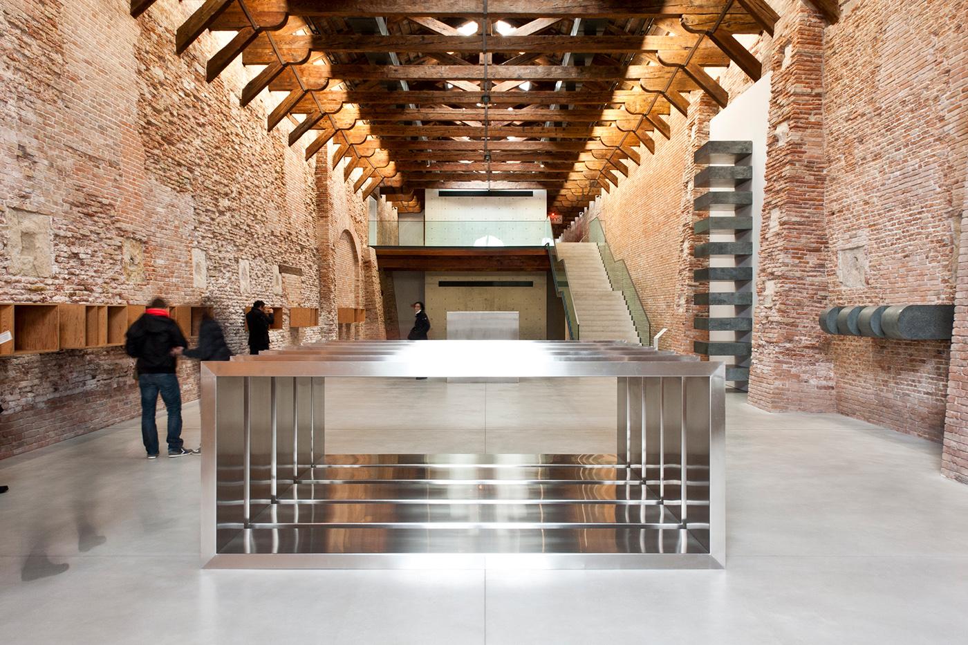 Tadao ando punta della dogana venezia on behance for Tadao ando venezia