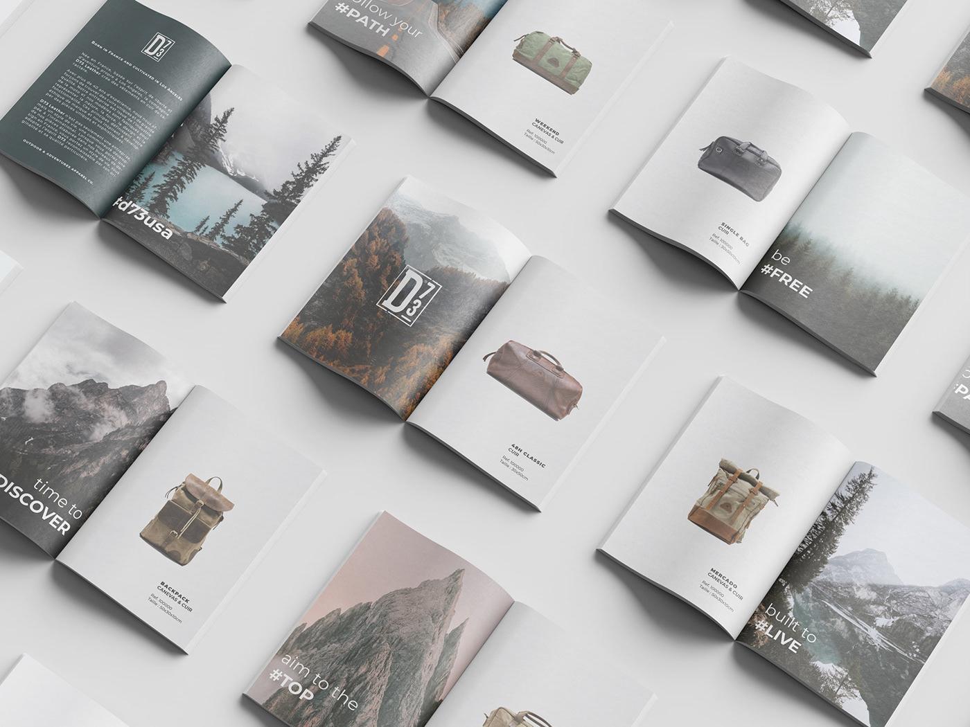E COMMERCE Fashion  print social UI ux Webdesign