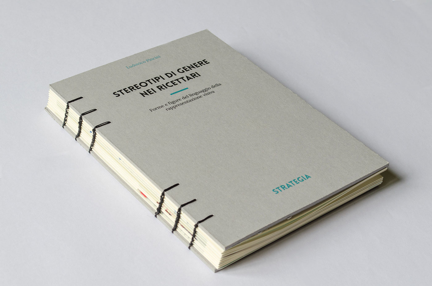bachelor degree thesis politecnico stereotypes Gender recipe books editorial bending Coptic Stich