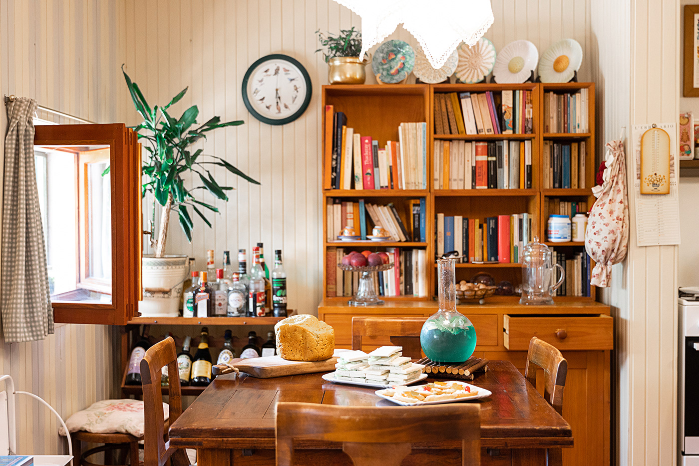 country house Interior Photography  forniture wood vintage chic home living