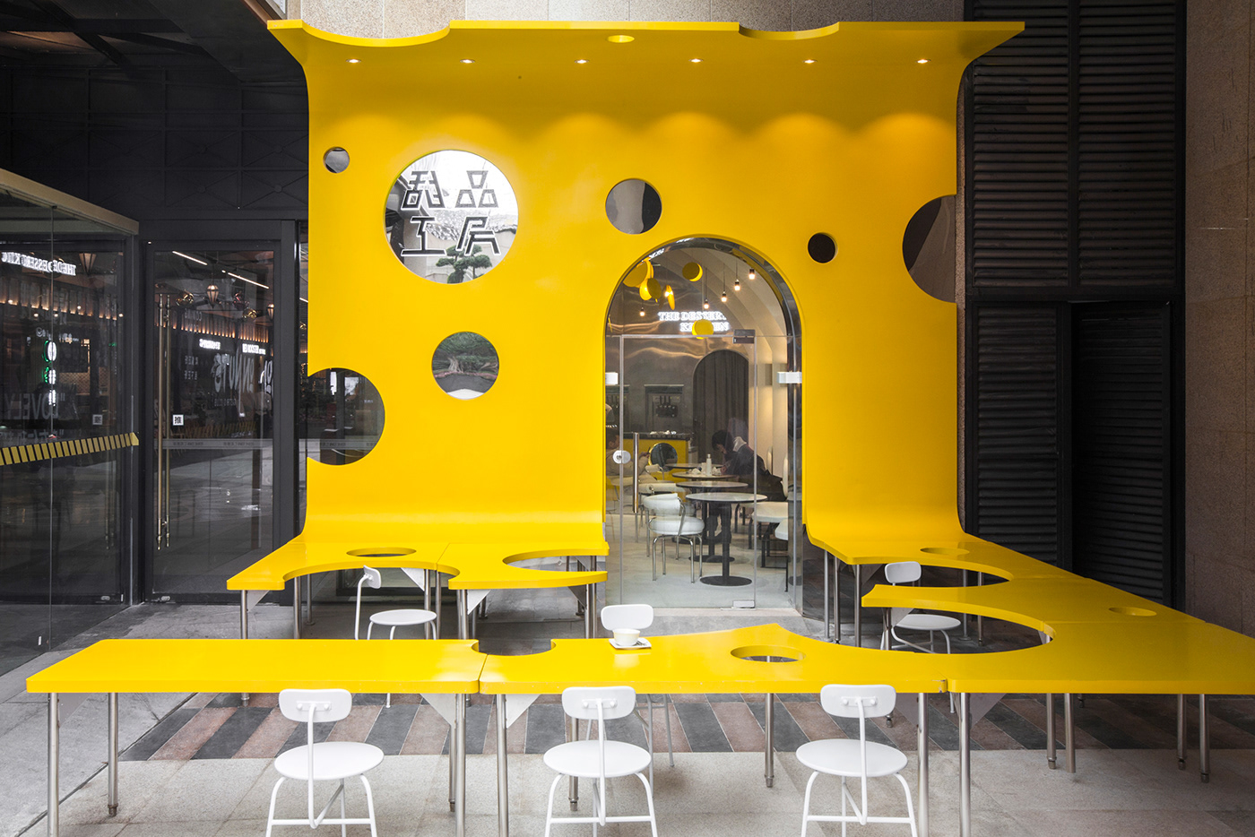 商业空间设计 室内设计 店铺设计 空间设计