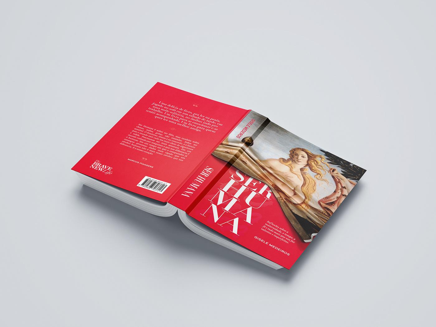 book design editorial women serhumana