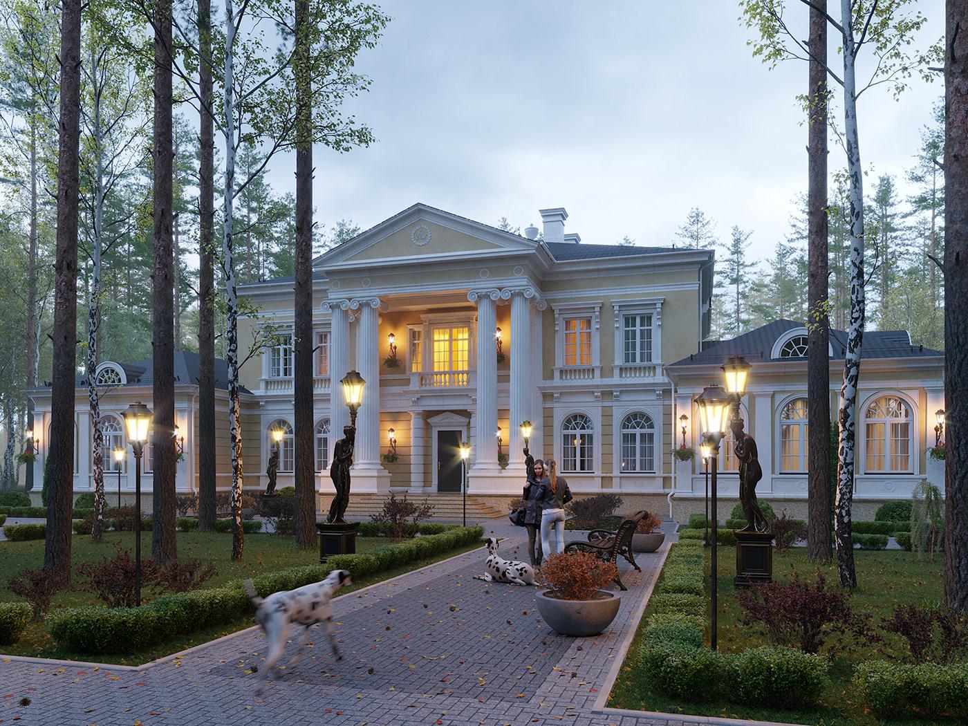 高質感的40個建築風格欣賞