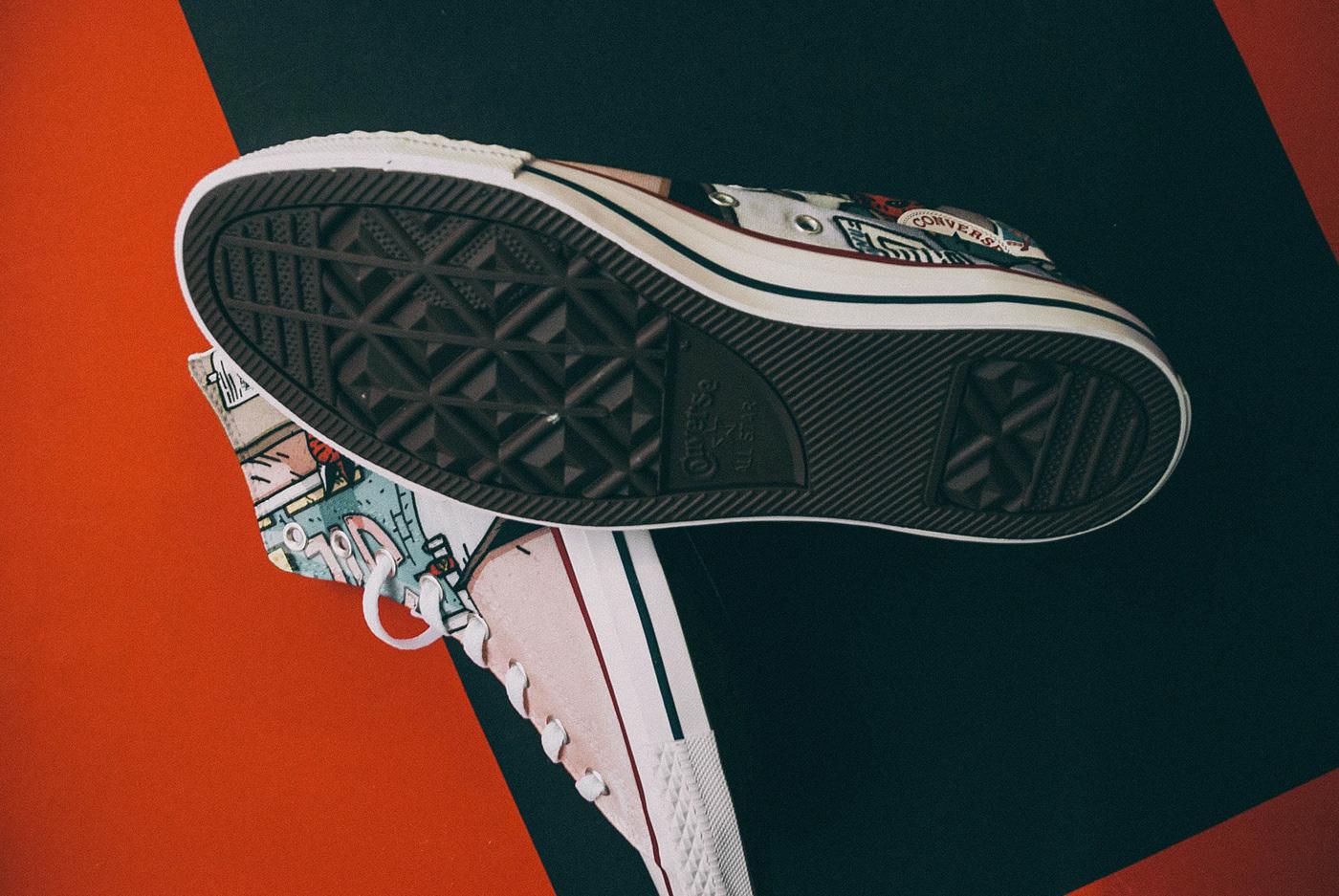 d2e5939600d9d3 Классическая модель Converse «All Star» выпущеная в 1917 году успела стать  символом легендарного бренда и по праву считается самой популярной моделью  обуви ...