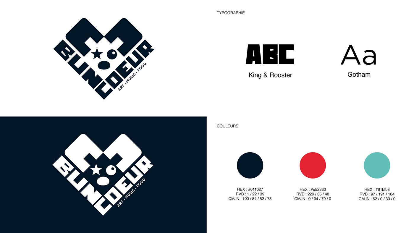 identité graphique logo Logotype Typographie webrief.