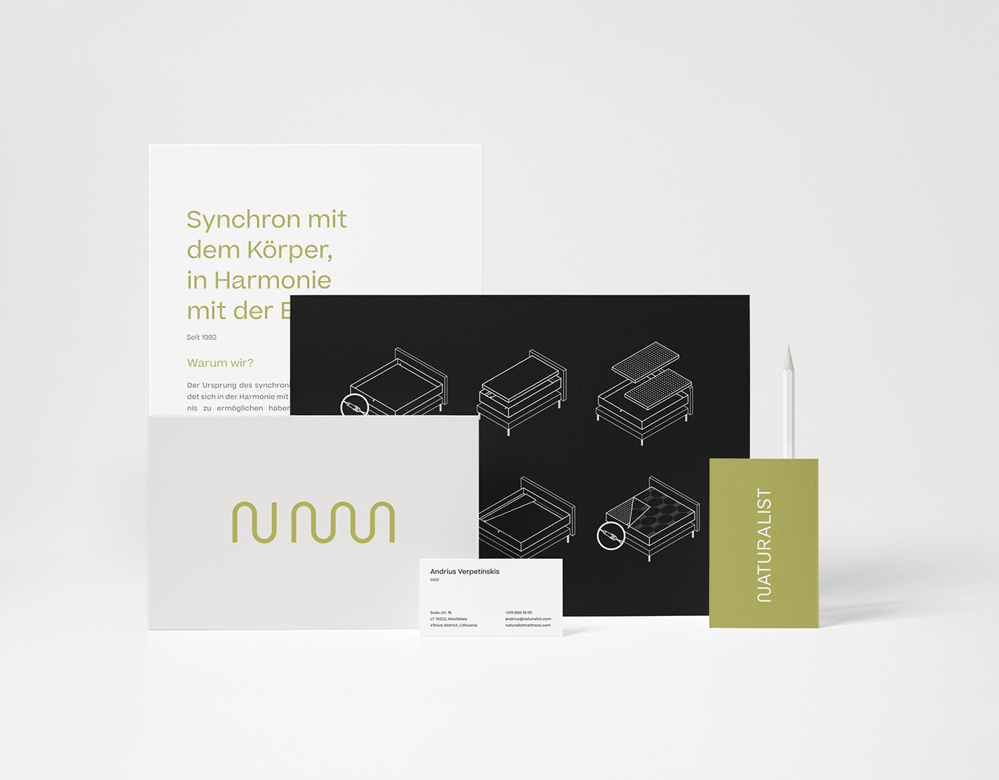 art direction  branding  clean mattress natural Packaging Sustainable UI visual identity Web Design
