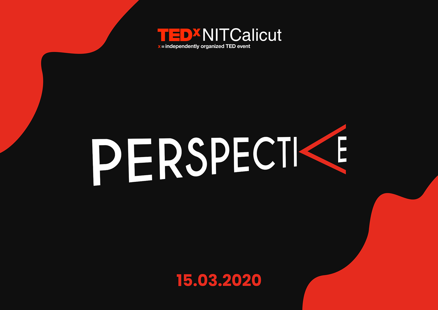 TEDx NIT Calicut Marketing Brochure
