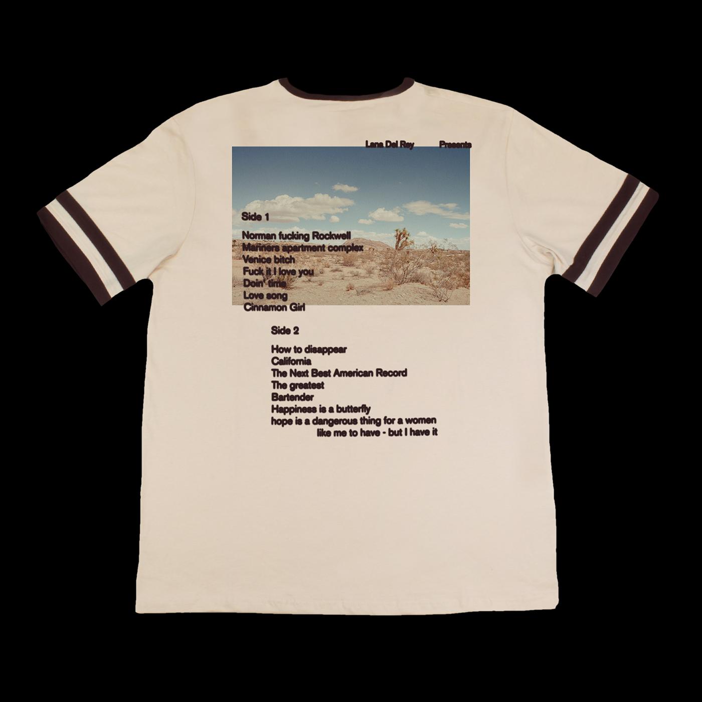 Lana Del Rey Nfr Vinyl Merch On Behance