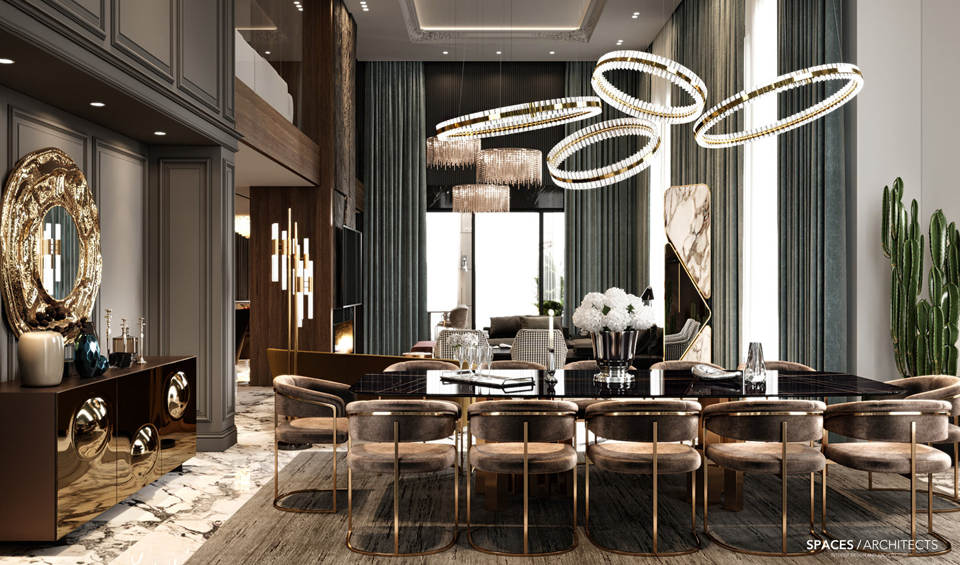 How To Combine A Luxury Modern Classic Interior Insplosion