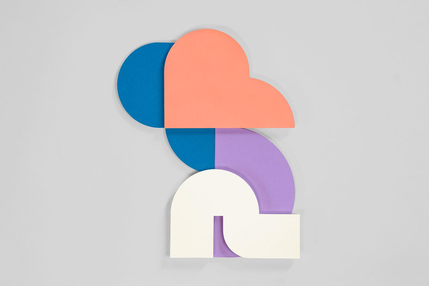 Diseño Corporativo Logos Geométricos