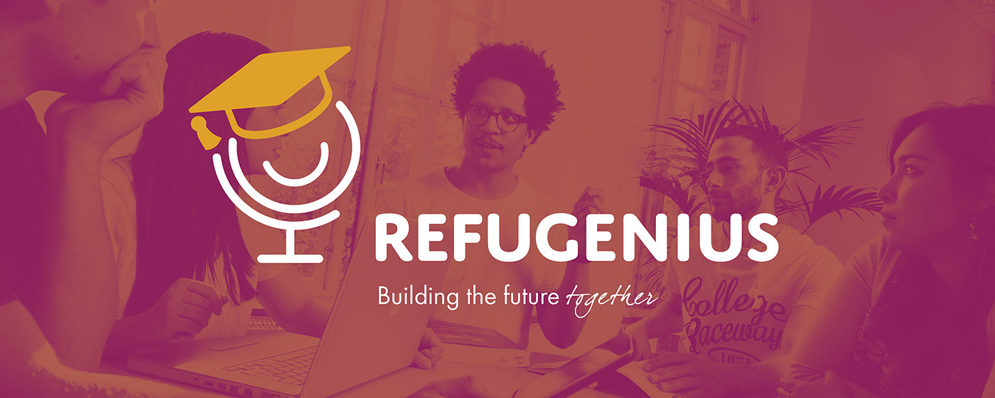 Refugenius logo