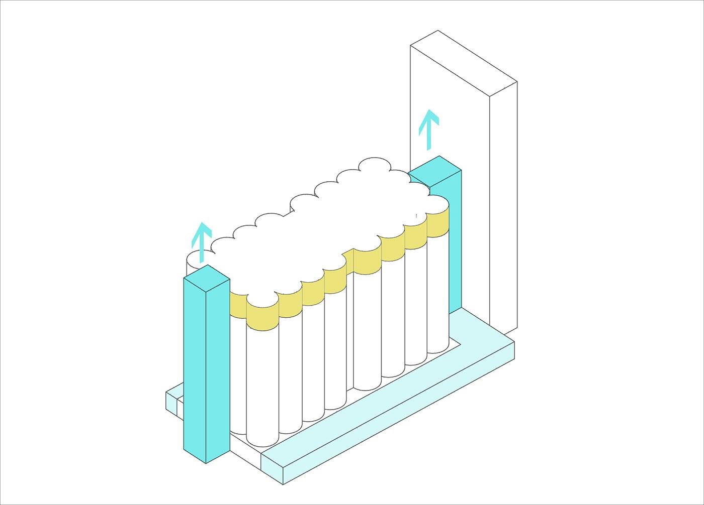 Реконструкция элеватора в конвейера для производства бумаги