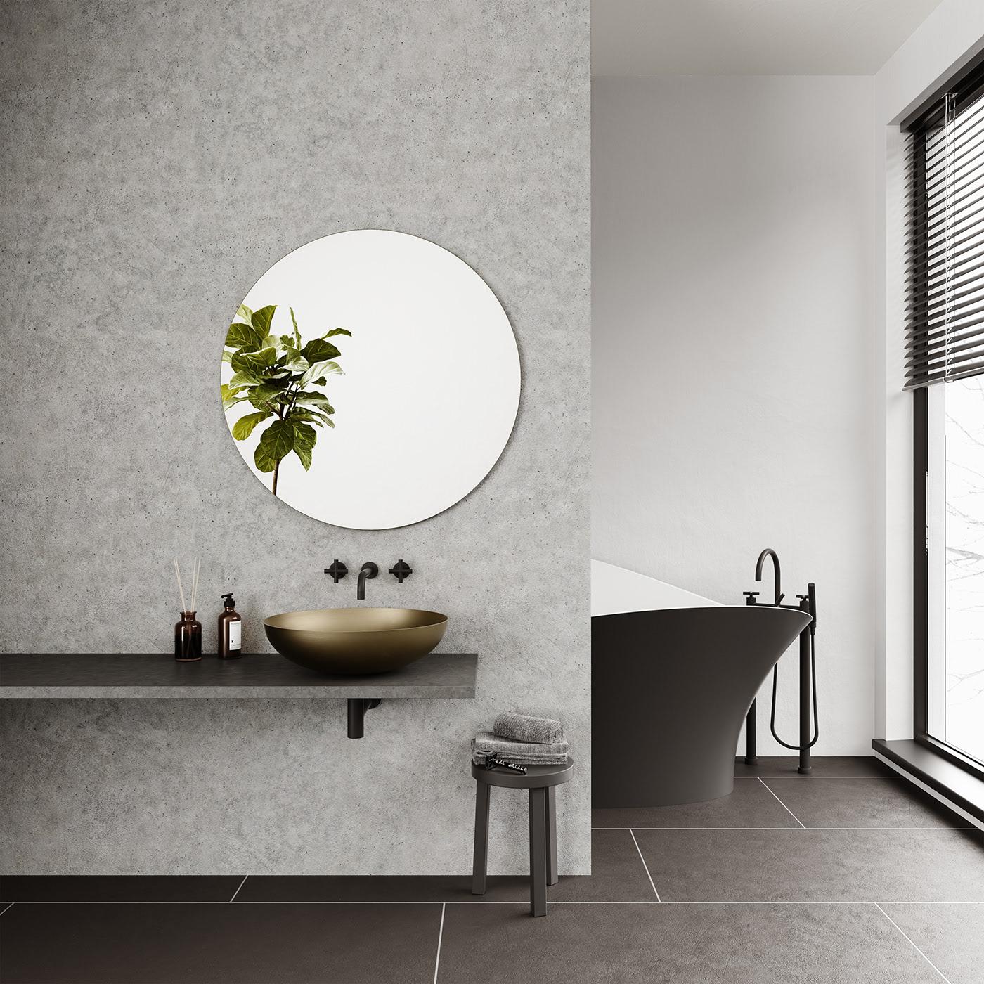 5 Ways To Style Round Mirrors At Home Interior Design I Magazine Uk Lifestyle Magazine