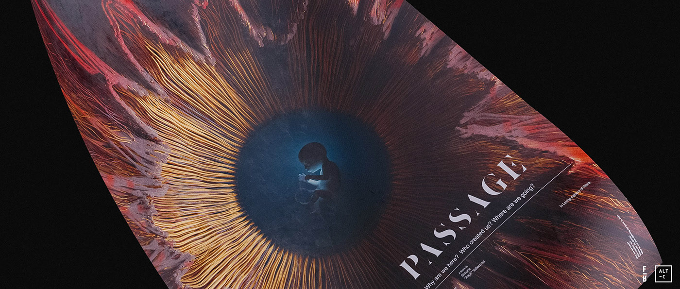 Motion Design: PASSAGE Short Film - Must Watch
