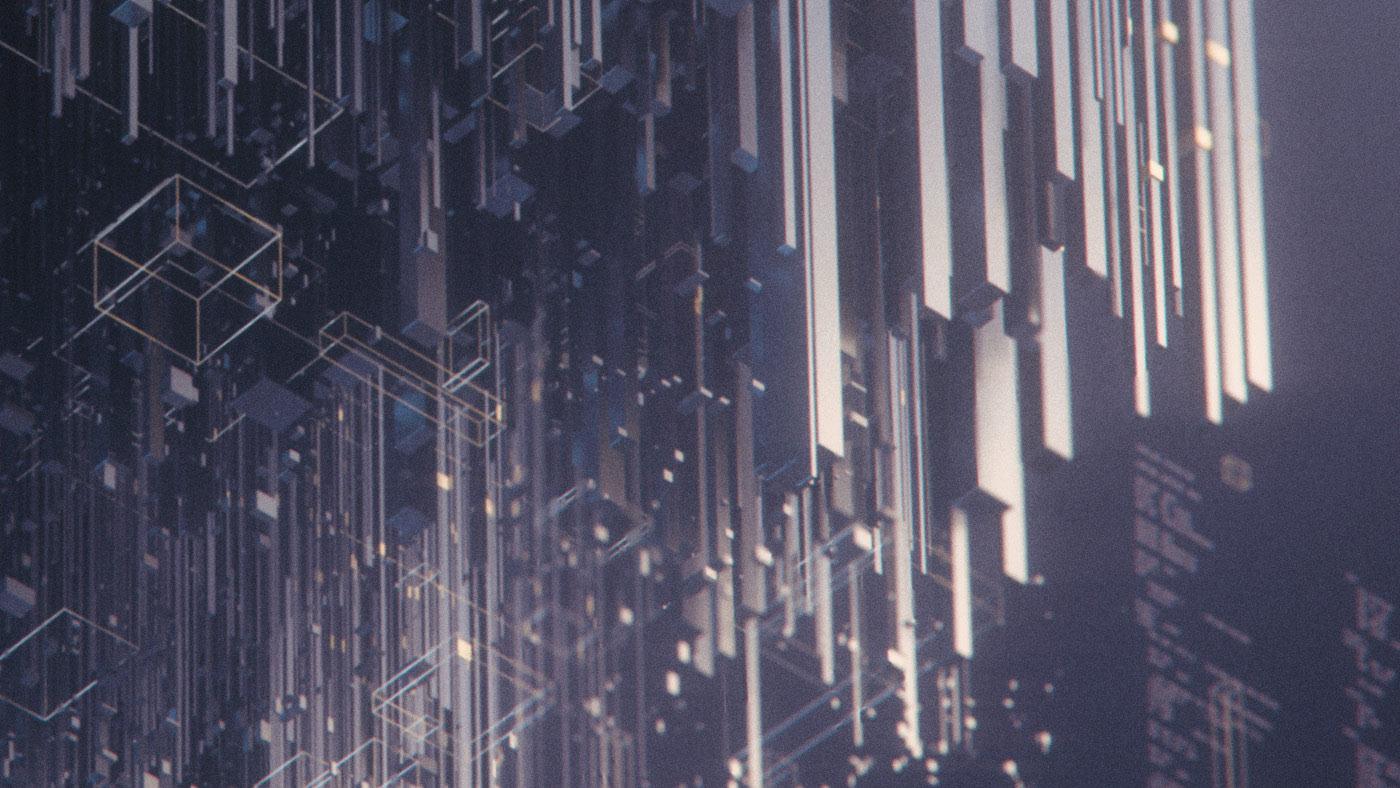 Reimagining Data Structures - Digital Art
