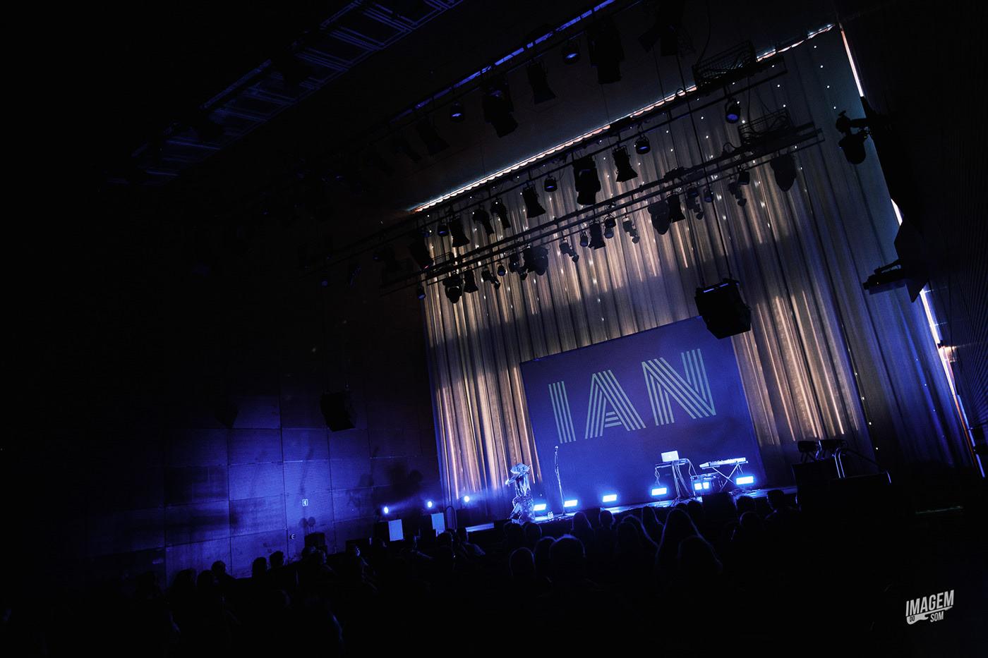 Ian ao vivo na (sua) Casa (da Música)
