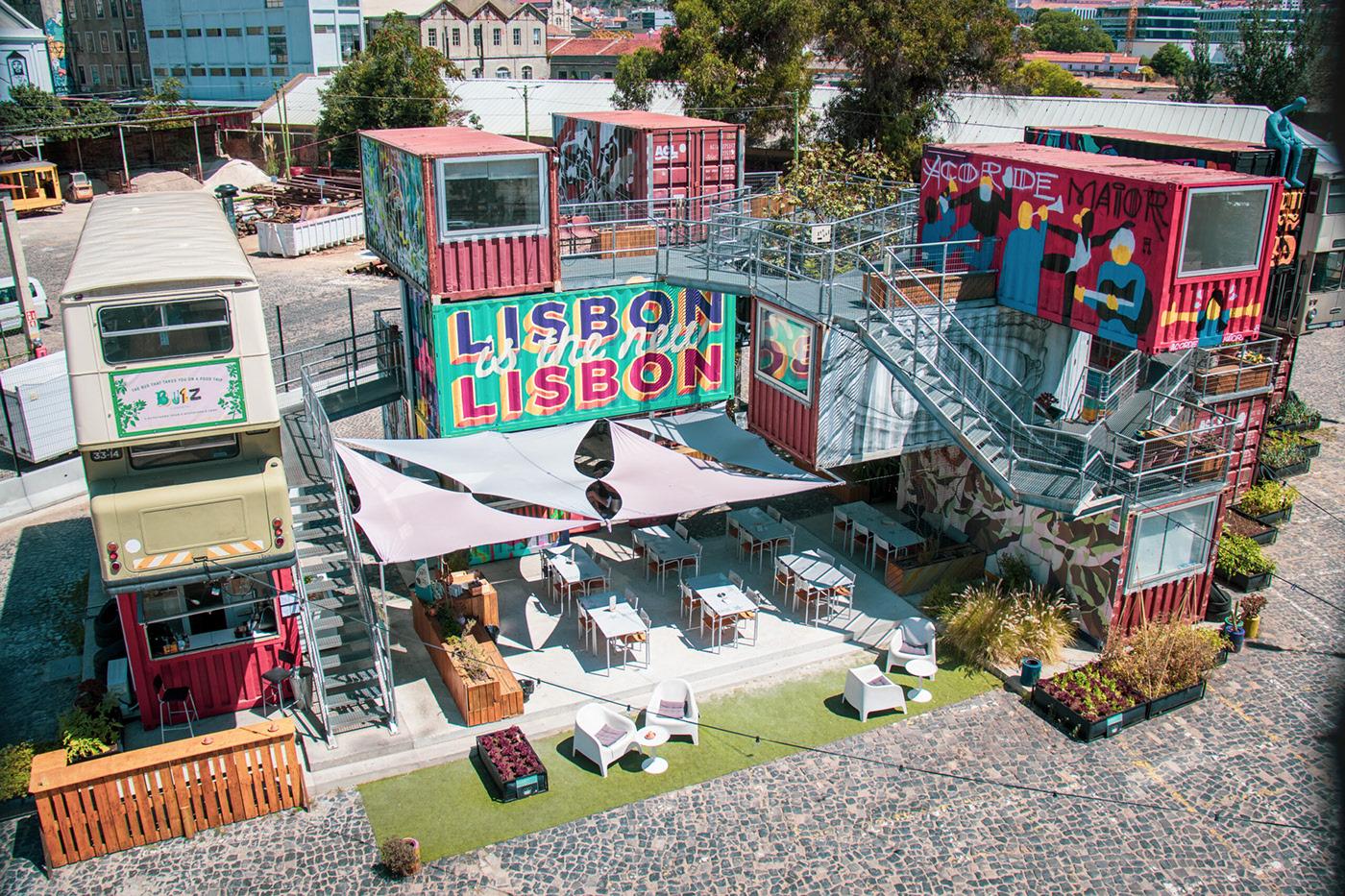 Village Underground Lisboa abre Academia de Música Urbana