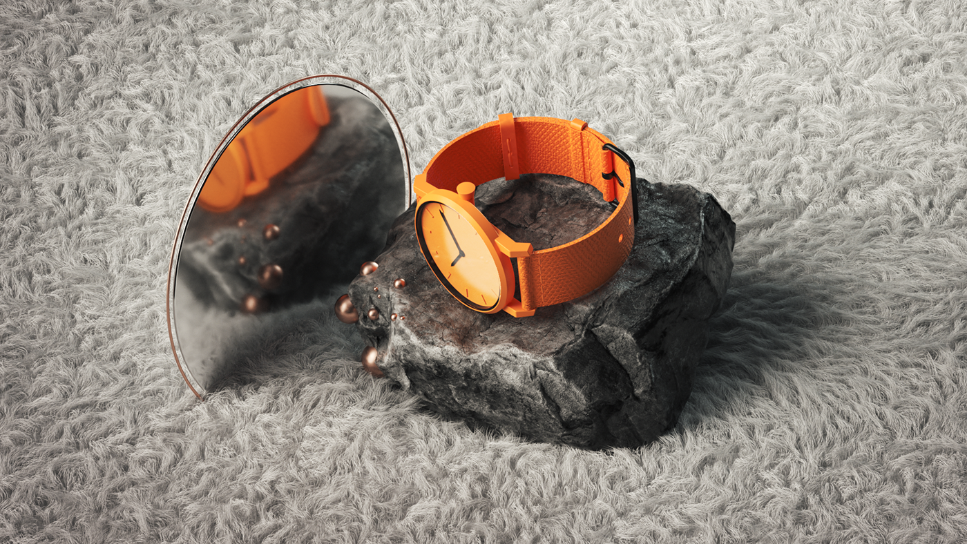 Art Direction & Motion for Watch 11 - Maxon Cinema 4D