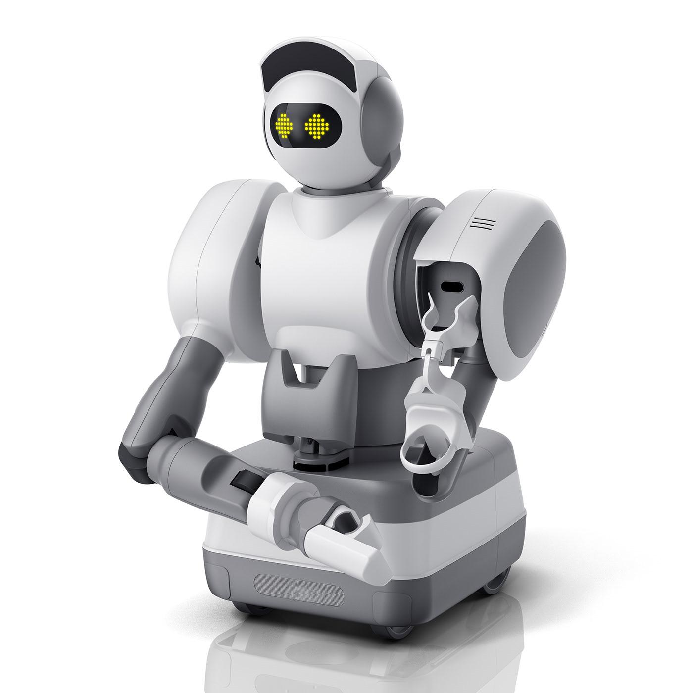 Роботы уборщики картинки