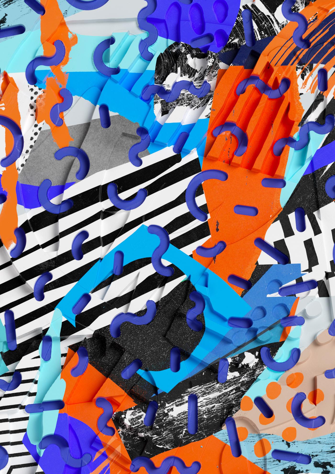 Traversing Patterns & Textures with Danny Ivan - Digital Art
