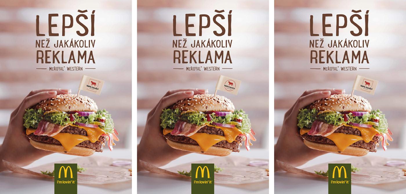 McDonald's Stamp Mockup