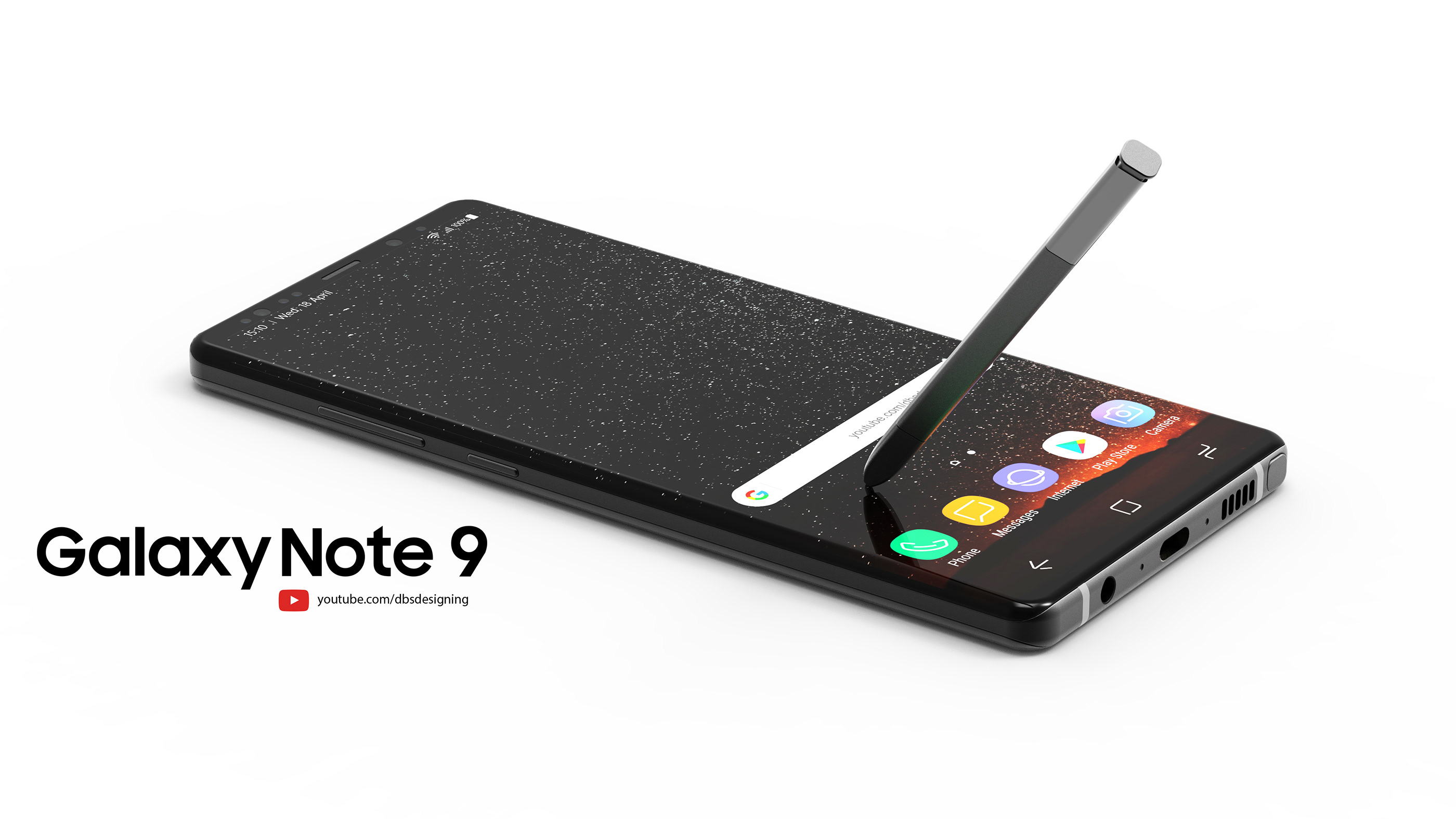Behold: The Galaxy Note 9 of our dreams – BGR