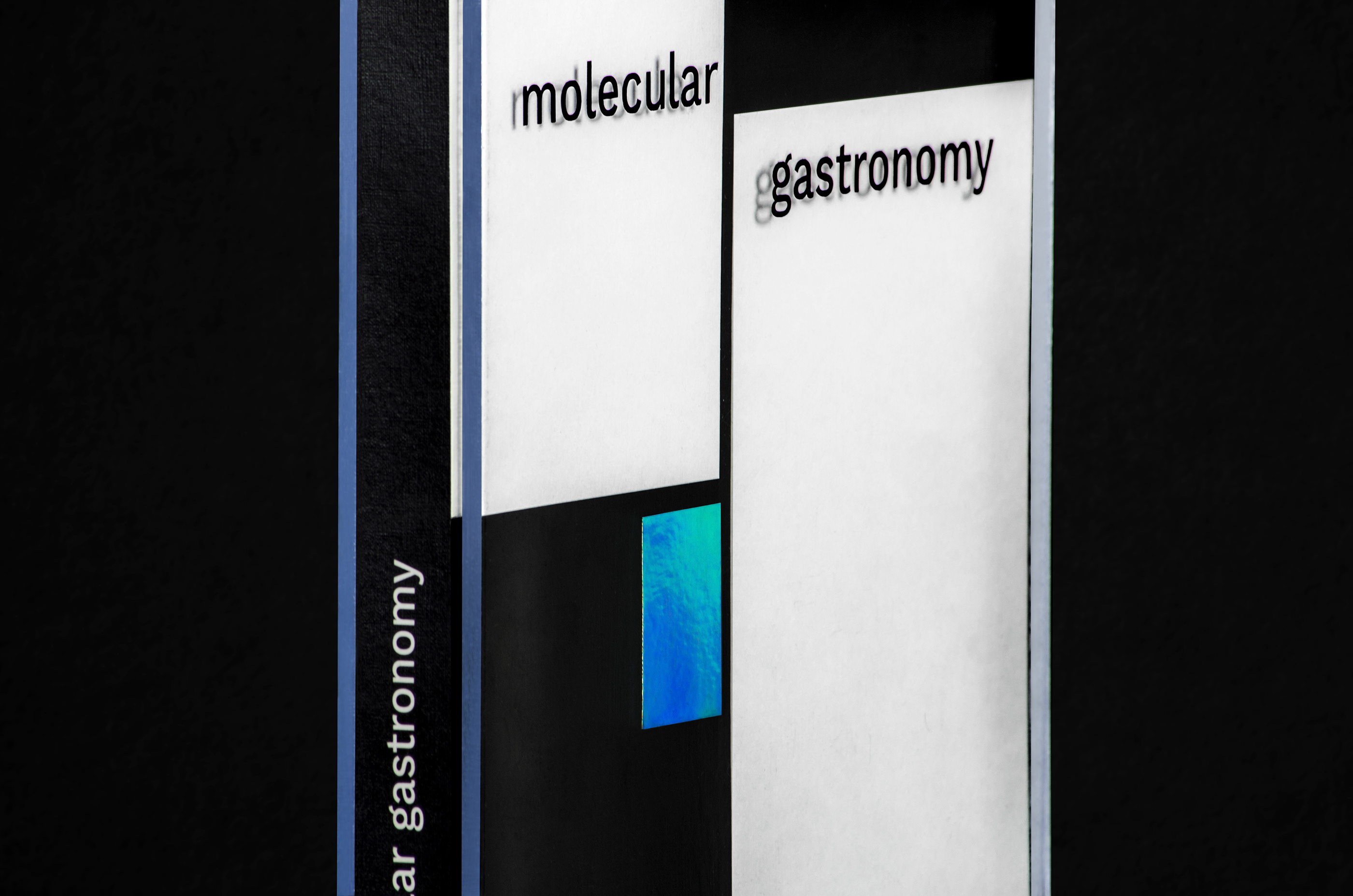 Molecular Gastronomy Book Design by Creative Studio [explicit] .