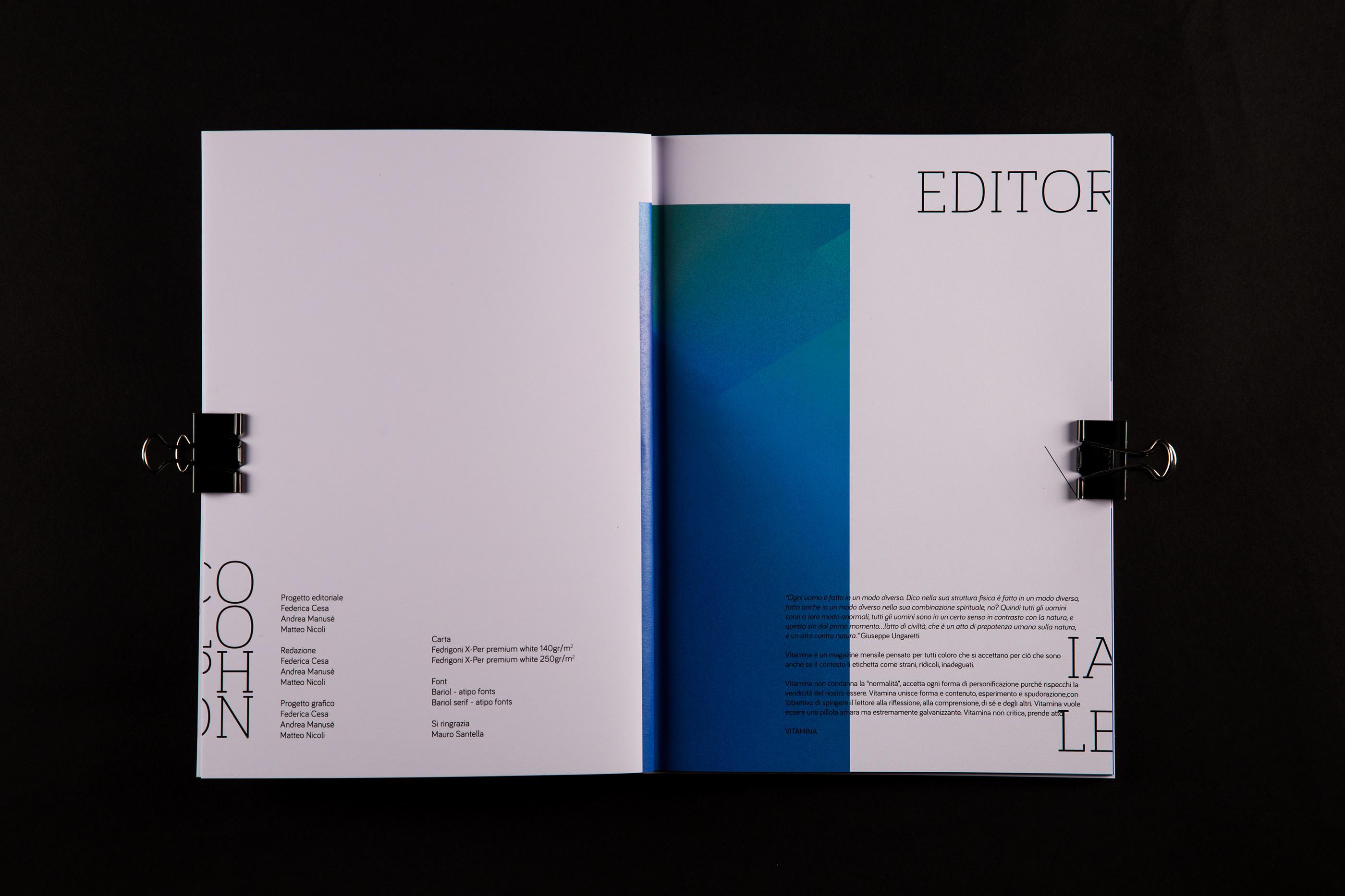 Design Per Tutti Com vitamina // magazine on behance
