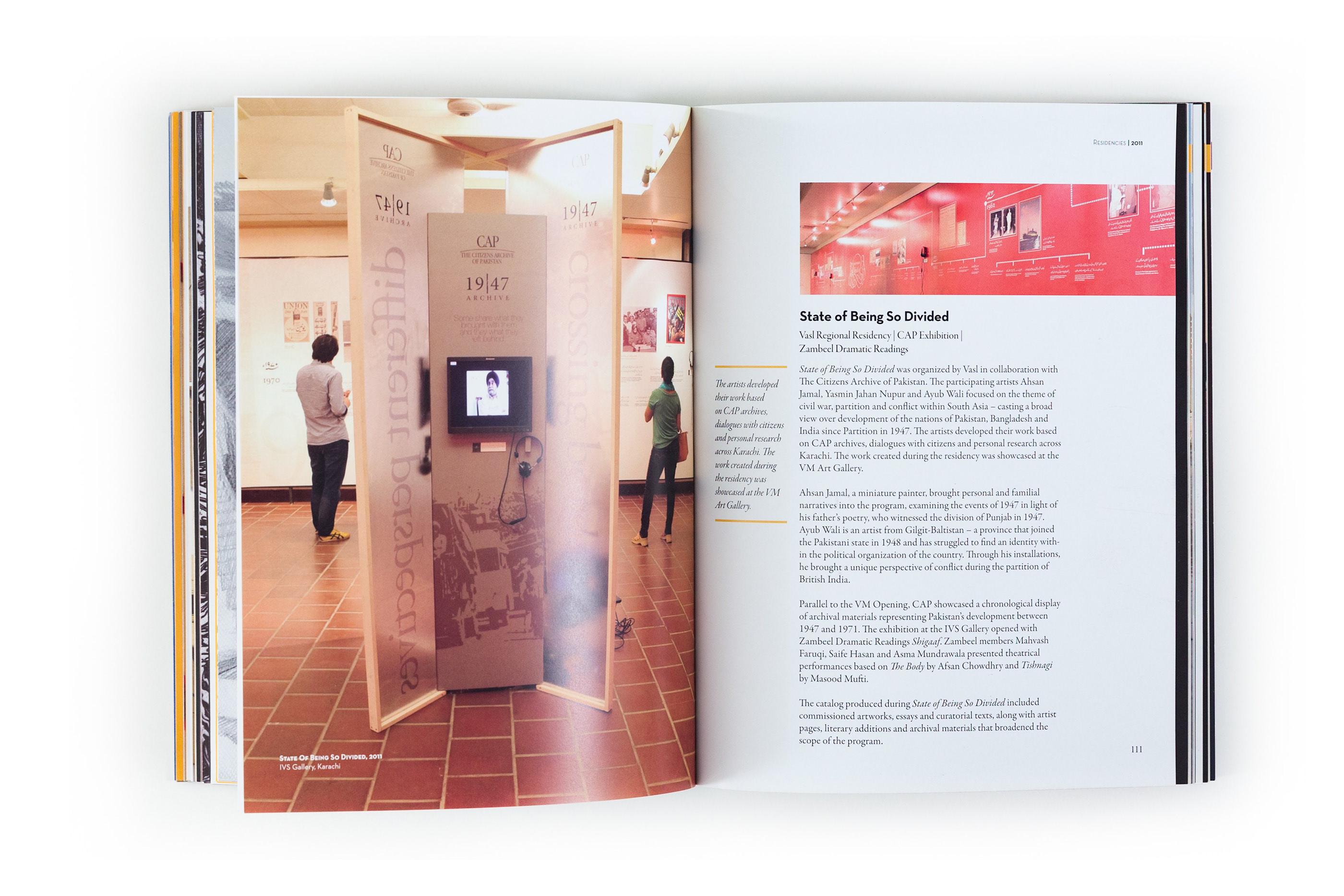 Vasl Artists' Collective   Catalog 2007 - 2014 on Behance