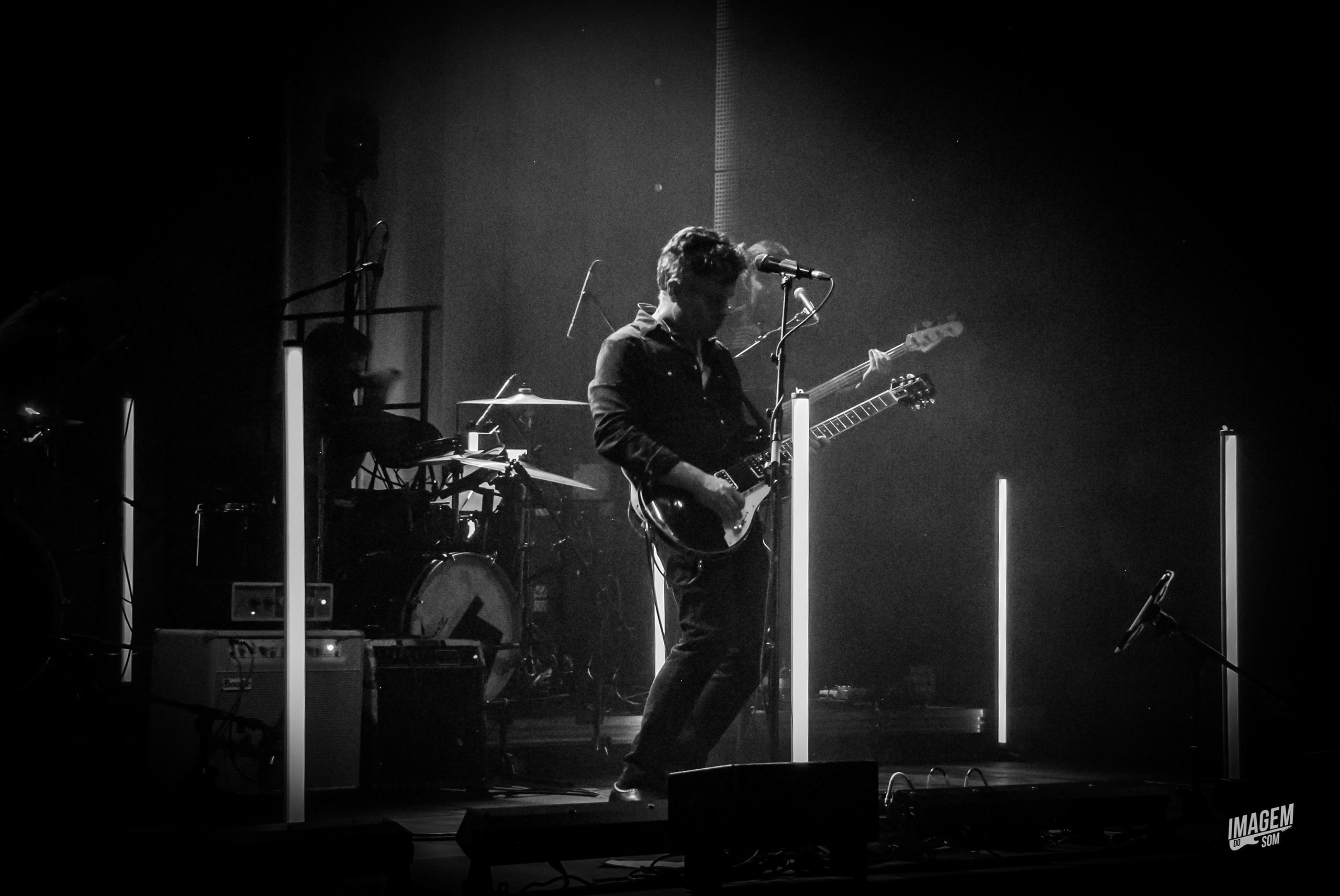 ANTÓNIO MÃO DE FERRO ao vivo na Casa da Música
