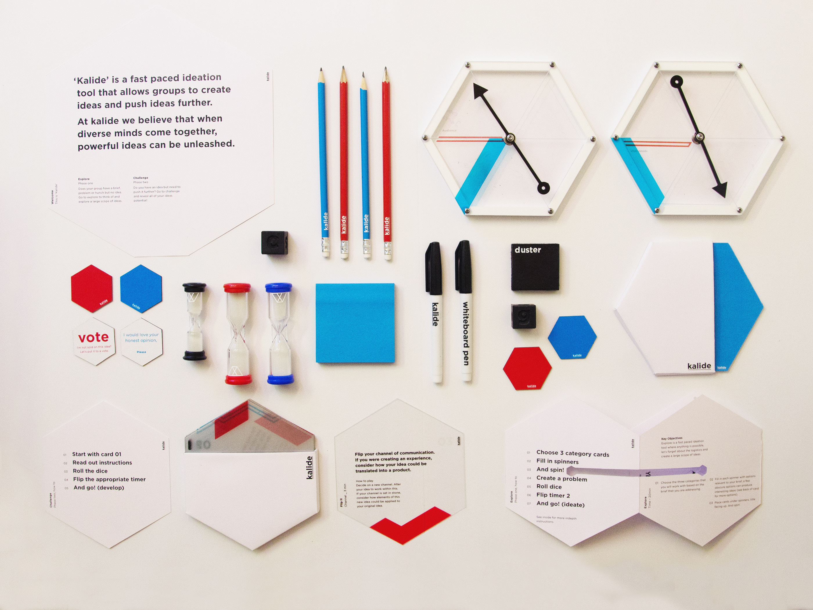 Kalide   The ideation tool on Behance