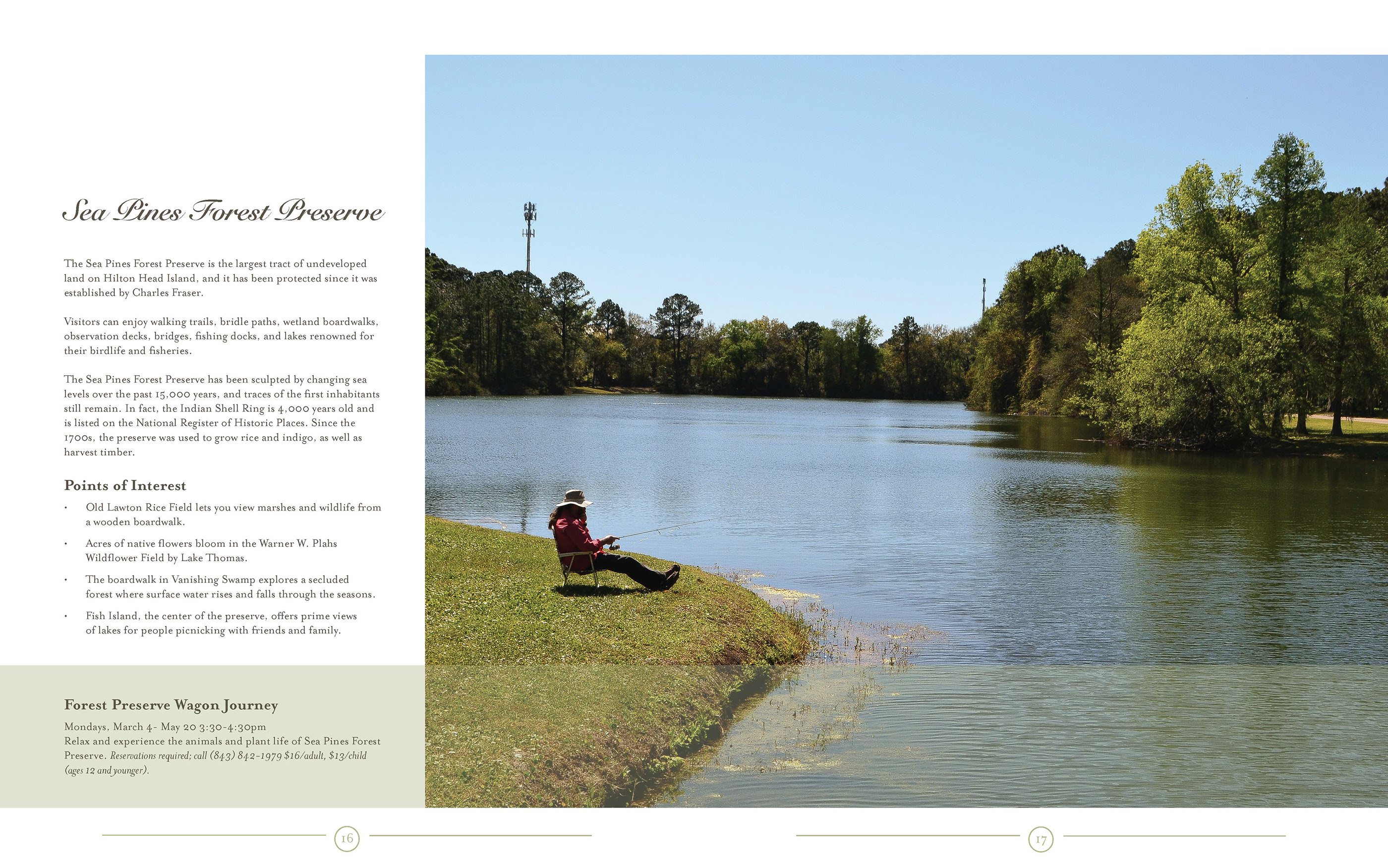 Hilton Head Guidebook on Behance