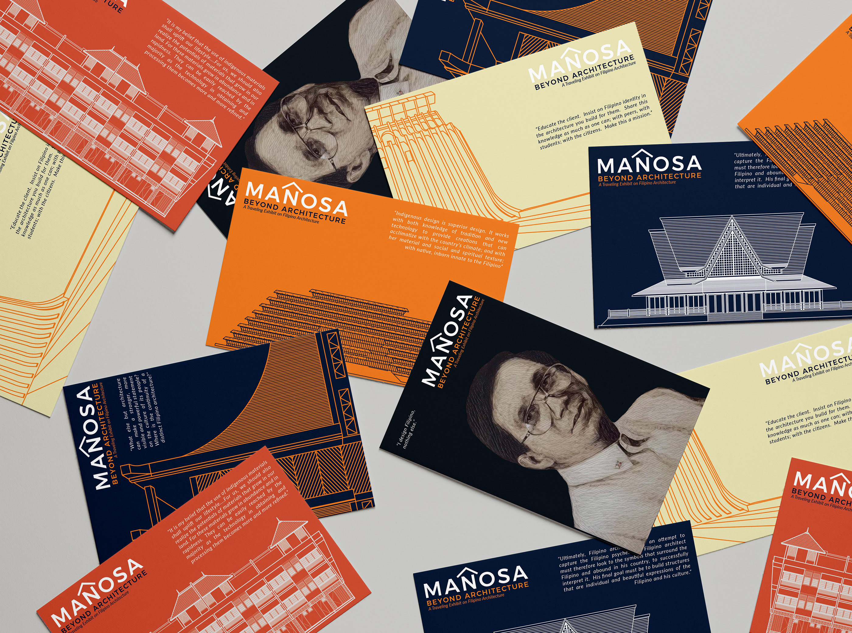 Mañosa: Beyond Architecture Exhibit on Behance