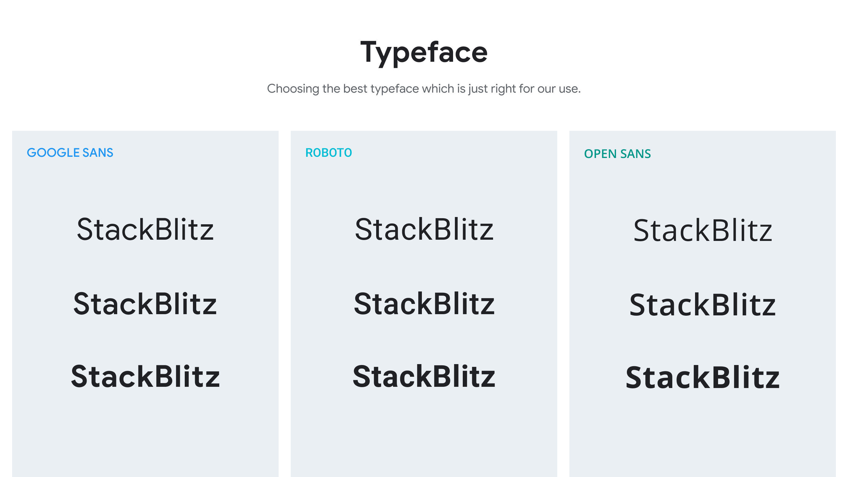 StackBlitz Logo redesign on Behance