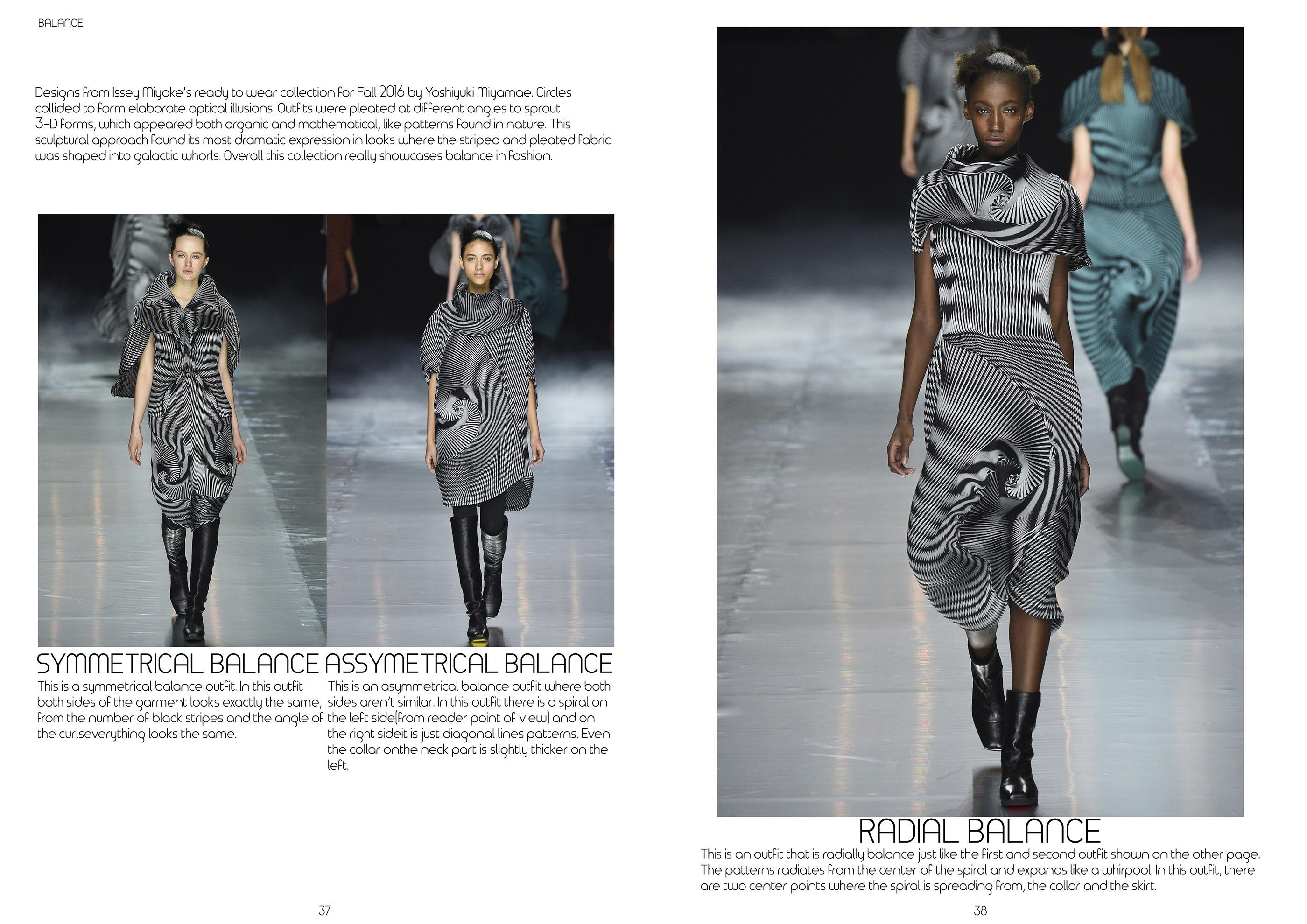 The Fashion Elements Issey Miyake On Behance