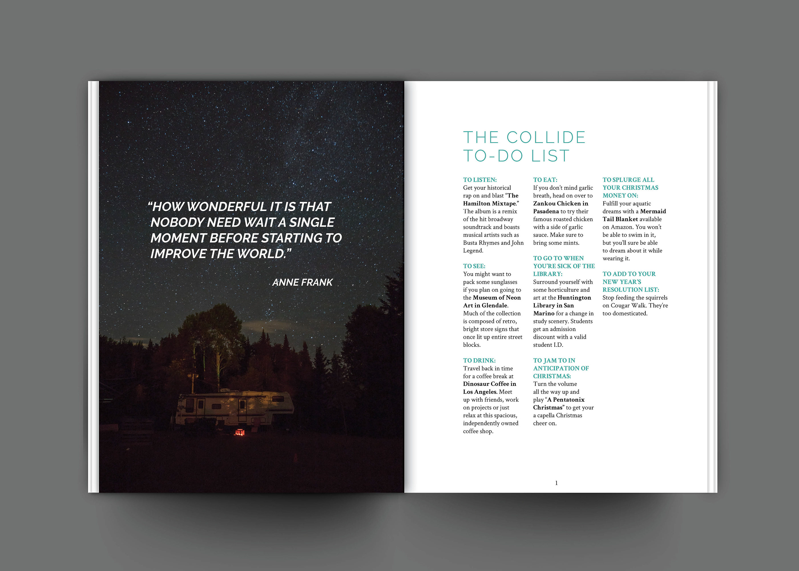 Collide Issue 33 on Behance