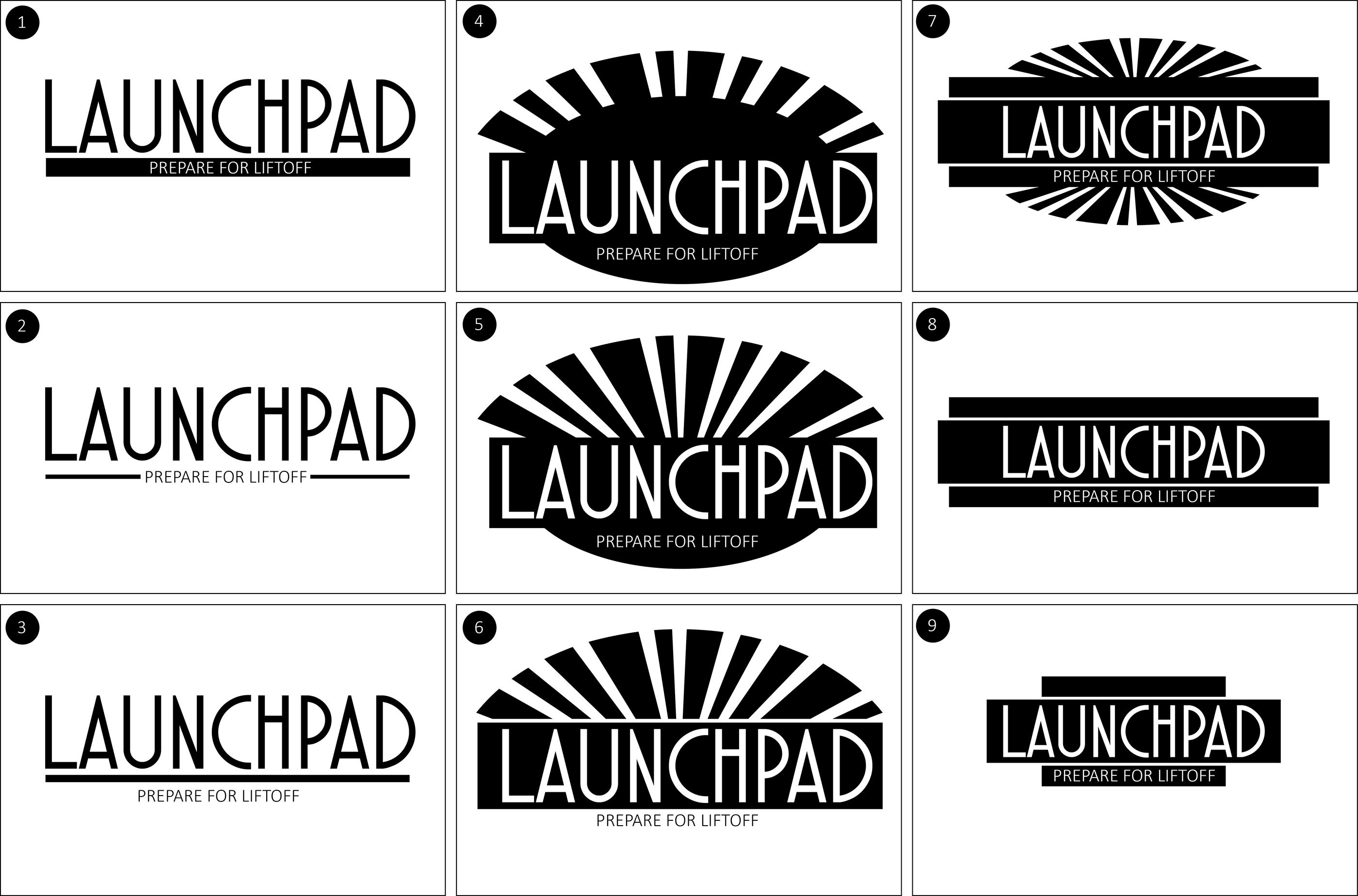 Launchpad on Behance