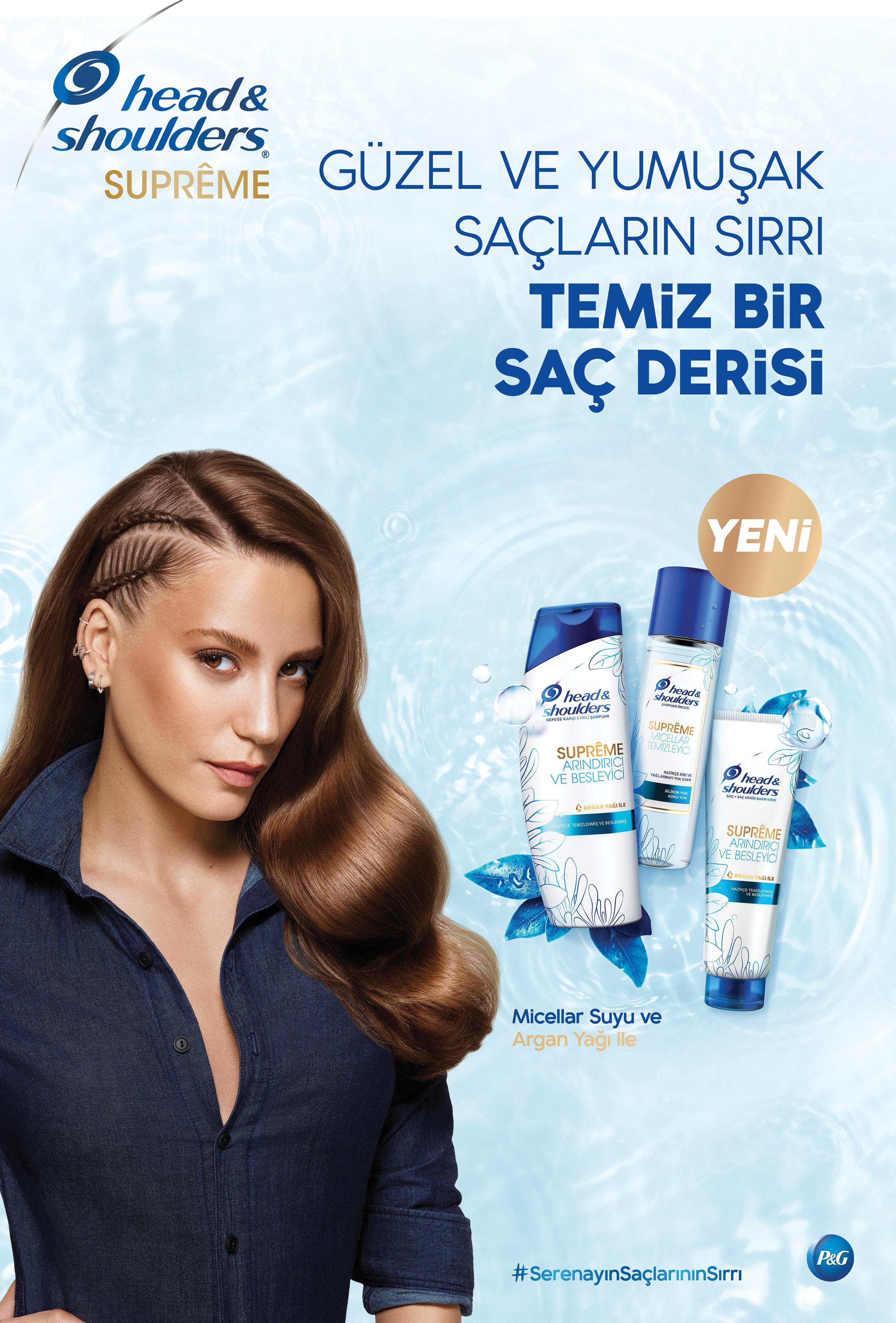 H S X Serenay Saçlarımınsırrı On Behance