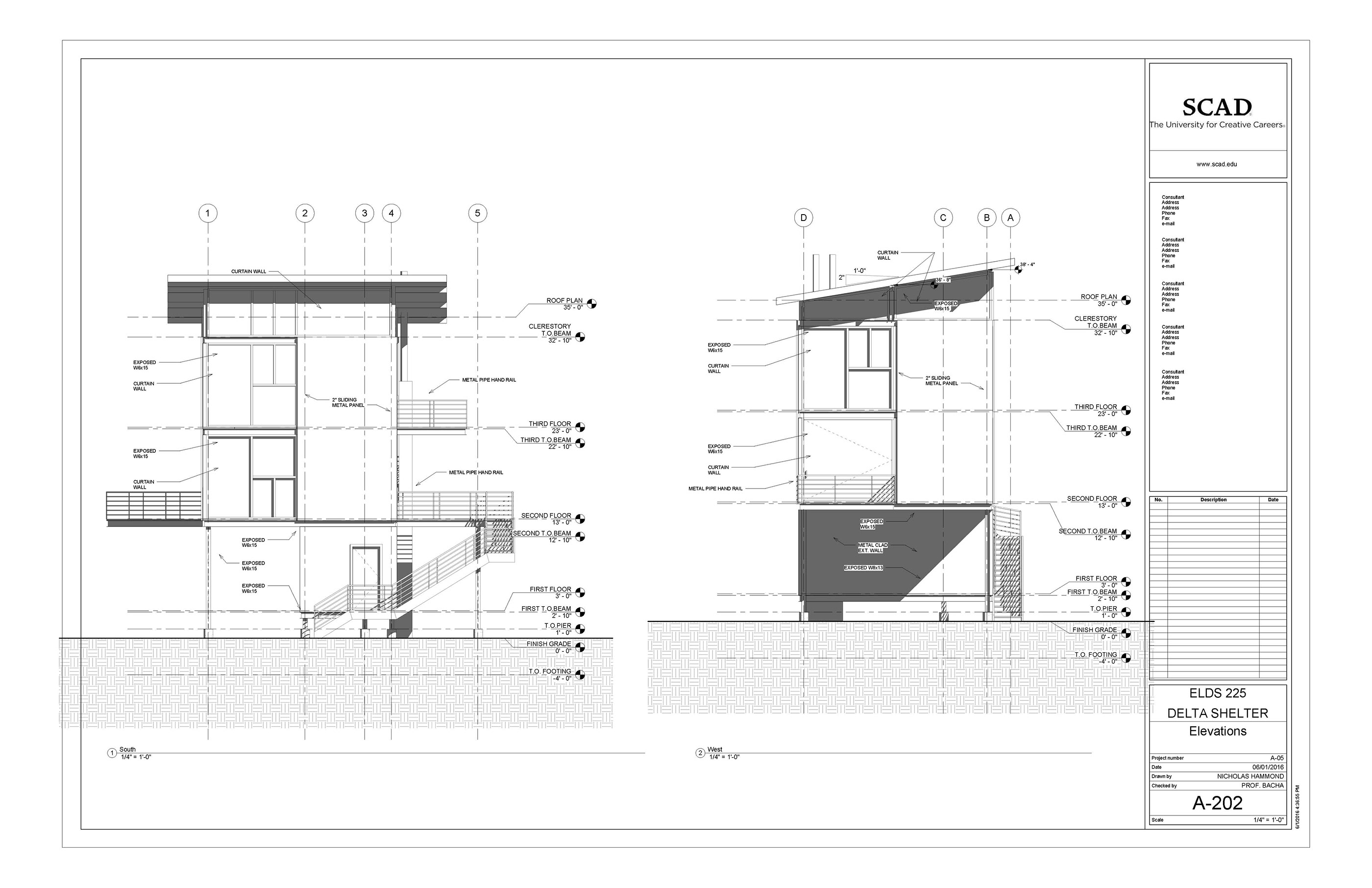 Case Study Of The Delta Shelter On Behance