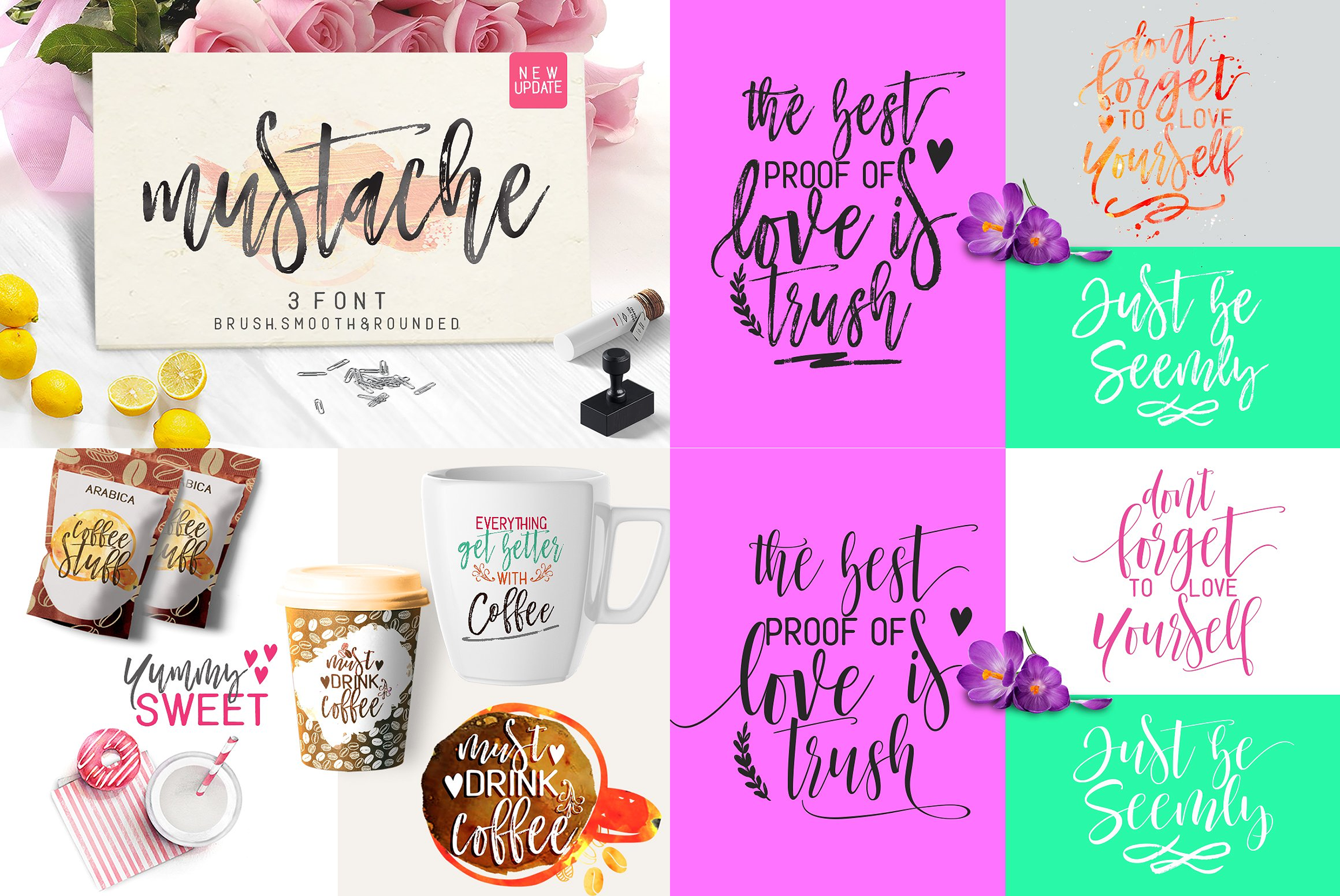 30+ Great Fonts For Your Next Design Project on Behance
